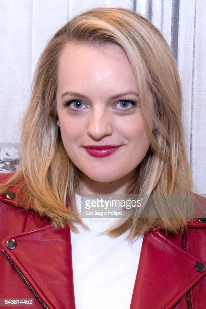 Elisabeth Moss attends Build Presents to discuss 'Top of the Lake China Girl' at Build Studio on September 7 2017 in New York City