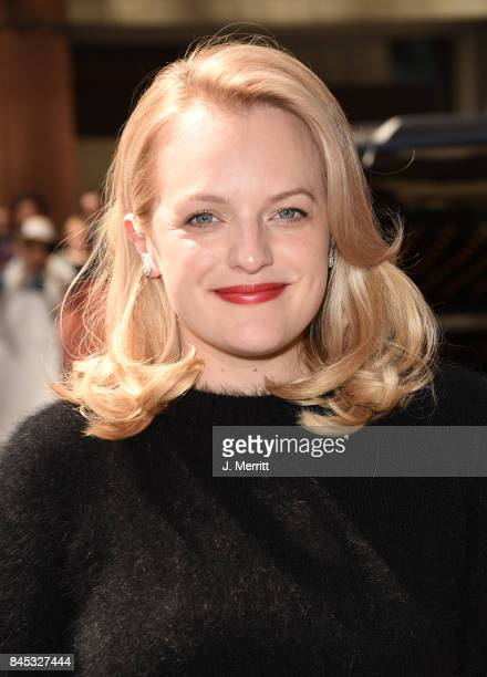 Elisabeth Moss attends 'The Square' premiere during the 2017 Toronto International Film Festival at The Elgin on September 10 2017 in Toronto Canada