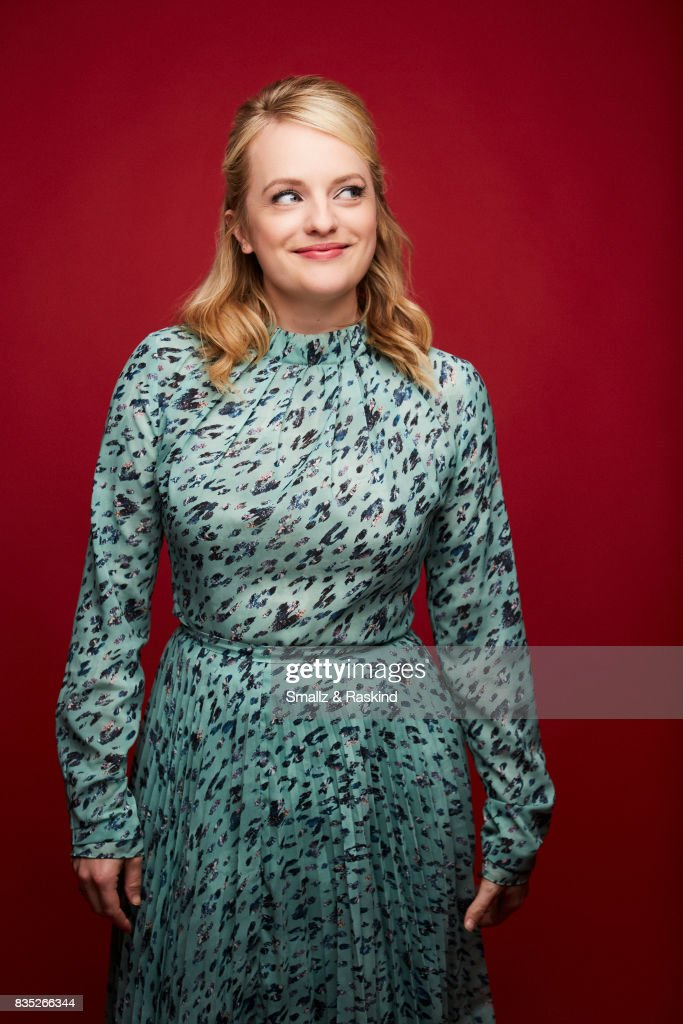 Elisabeth Moss of SundanceTV's 'Top of the Lake: China Girl' poses for a portrait during the 2017 Summer Television Critics Association Press Tour at The Beverly Hilton Hotel on July 29, 2017 in Beverly Hills, California.