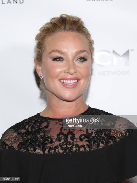 Elisabeth Rohm arrives at the 18th Annual Golden Trailer Awards at Saban Theatre on June 6 2017 in Beverly Hills California