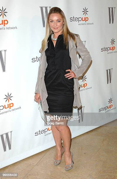 Elisabeth Rohm arrives at the Step Up Women's Network 2010 Inspiration Awards at The Beverly Hilton hotel on May 14 2010 in Beverly Hills California