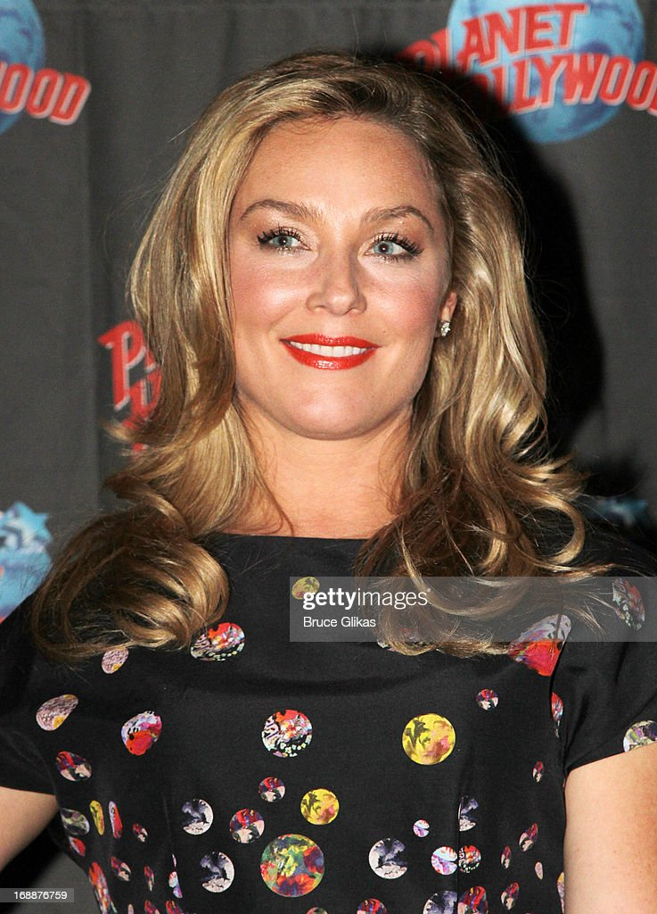 <a gi-track='captionPersonalityLinkClicked' href=/galleries/search?phrase=Elisabeth+Rohm&family=editorial&specificpeople=203139 ng-click='$event.stopPropagation()'>Elisabeth Rohm</a> celebrates her new book 'Baby Steps: Having the Child I Always Wanted (Just Not as I Expected)'at Planet Hollywood Times Square on May 15, 2013 in New York City.