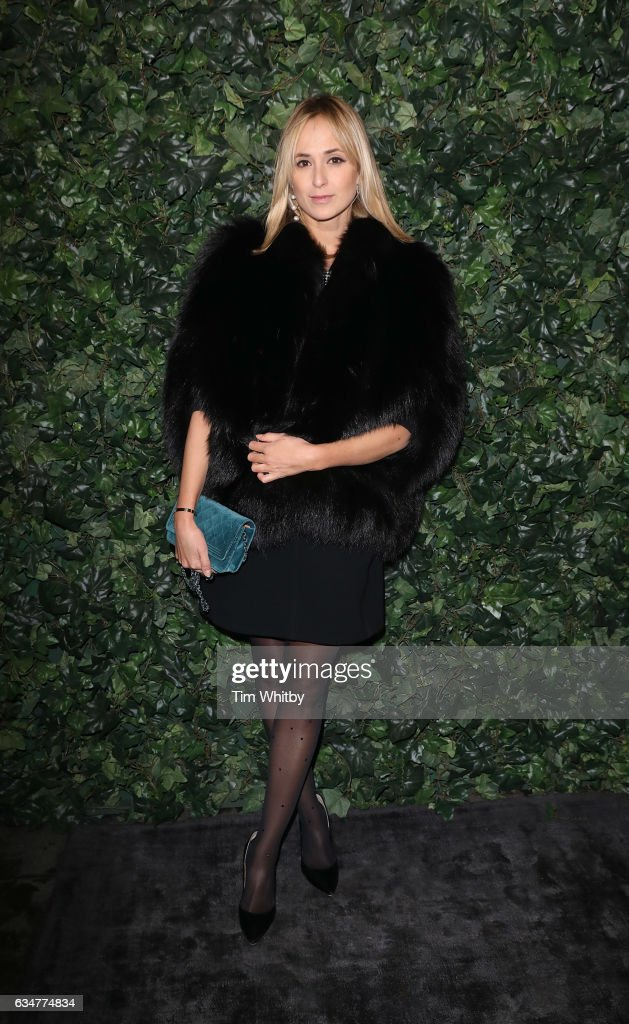 elisabeth-von-thurn-und-taxis-attends-a-pre-bafta-party-hosted-by-picture-id634774834