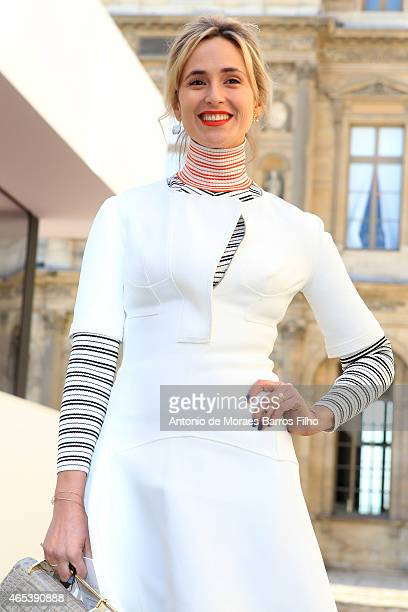 Elisabeth Von Thurn Und Taxis attends the Christian Dior show as part of the Paris Fashion Week Womenswear Fall/Winter 2015/2016 on March 6 2015 in...