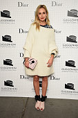 Elisabeth von Thurn und Taxis attends the Guggenheim International Gala PreParty made possible by Dior on November 5 2014 in New York City