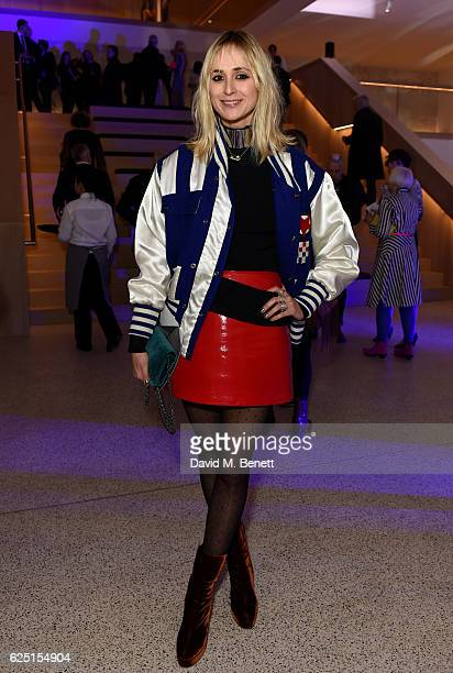 Elisabeth von Thurn und Taxis attends the launch of the new Design Museum cohosted by Alexandra Shulman Sir Terence Conran Deyan Sudjic on November...