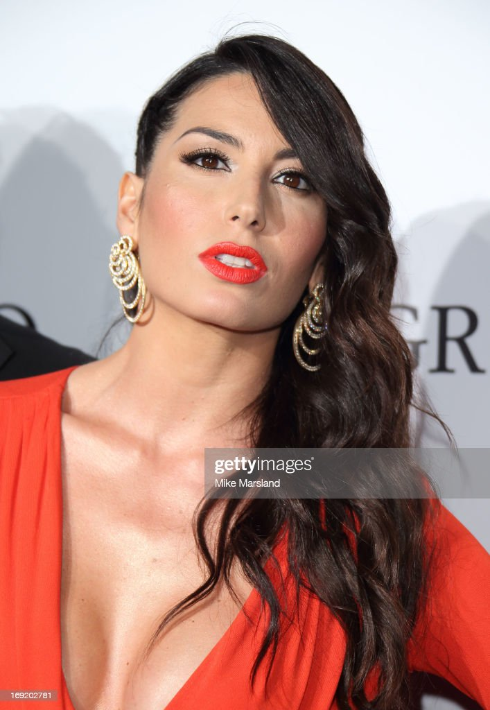 Elisabetta Gregoraci attends De Grisogono party during The 66th Annual Cannes Film Festival on May 21, 2013 in Cannes, France.