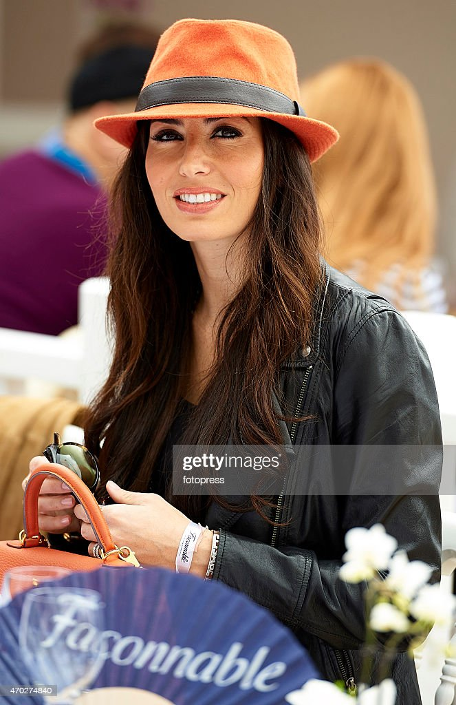 Elisabetta Gregoraci attends the ATP Masters Series Rolex at Monte-Carlo Sporting Club on April 18, 2015 in Monte-Carlo, Monaco. on April 18, 2015 in Monte-Carlo, Monaco.