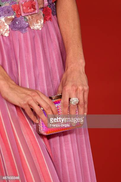 Elisabetta Pellini attends the 'Still Alice' Red Carpet during the 9th Rome Film Festival on October 17 2014 in Rome Italy