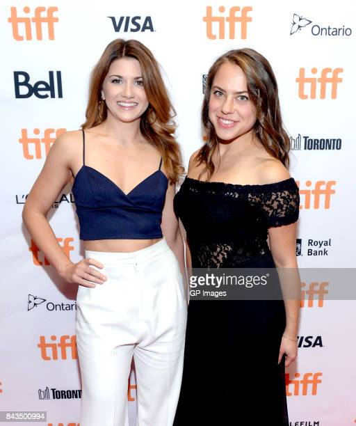 Elise Bauman and Shaina SilverBaird attend the TIFF Soiree during the 2017 Toronto International Film Festival at TIFF Bell Lightbox on September 6...