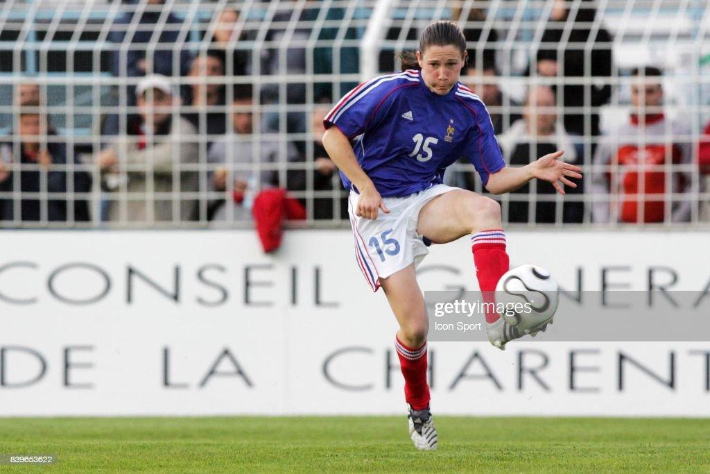 Elise BUSSAGLIA - - France / Slovenie - Match Amical ,