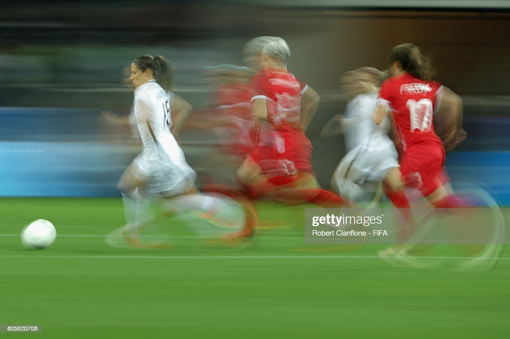 Canada v France - Quarterfinal: Women's Football - Olympics: Day 7