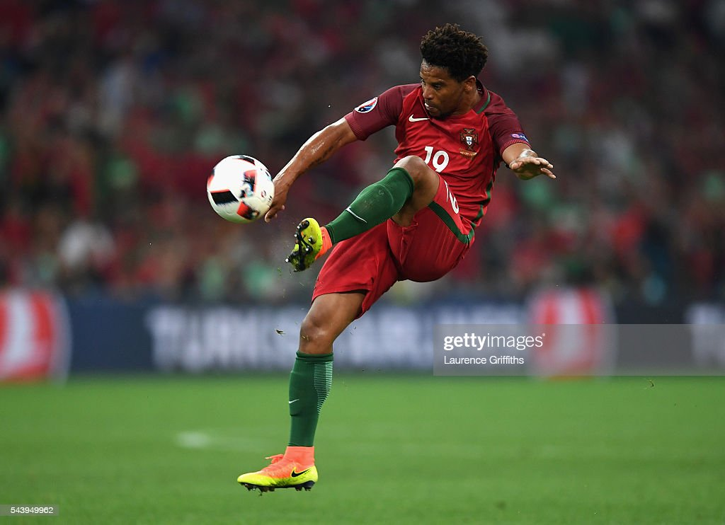 Eliseu of Portugal in action during the UEFA EURO 2016 quarter final match between Poland and Portugal at Stade Velodrome on June 30, 2016 in Marseille, France.