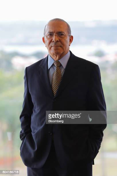 EliseuPadilha Brazil's chief of staff stands for a photograph at the Planalto Palace in Brasilia Brazil on Thursday June 22 2017 In the two decades...