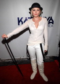 Elisha Cuthbert during 7th Annual Heidi Klum Halloween Party Sponsored by MM's Dark Chocolate Red Carpet and Inside at SBE's Privilege in Hollywood...