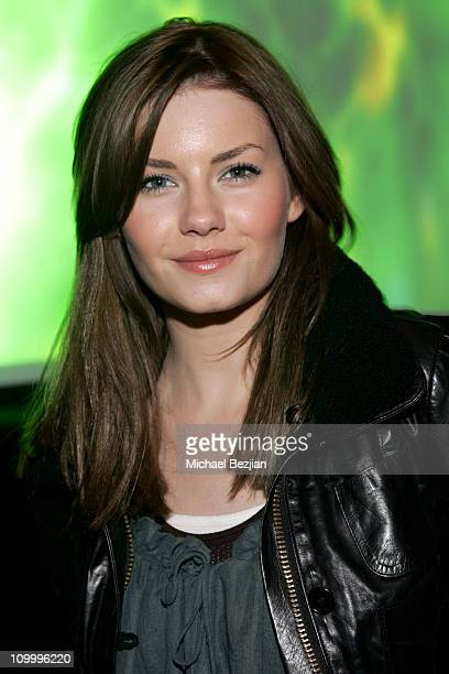 Elisha Cuthbert during He Was A Quiet Man Wrap Party February 24 2006 at Pearl Nightclub in Los Angeles California United States
