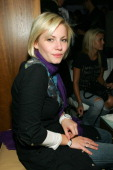 Elisha Cuthbert during Rock Republic Spring 2007 Preview Party Inside at Area Nightclub in West Hollywood California United States