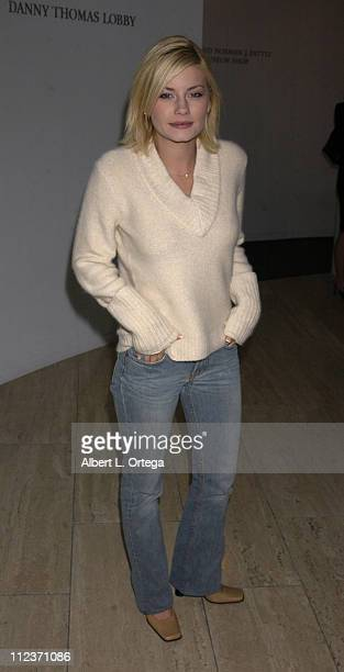 Elisha Cuthbert during Screening and Q A with Cast and Producers of '24' at The Museum Of Television Radio in Beverly Hills California United States