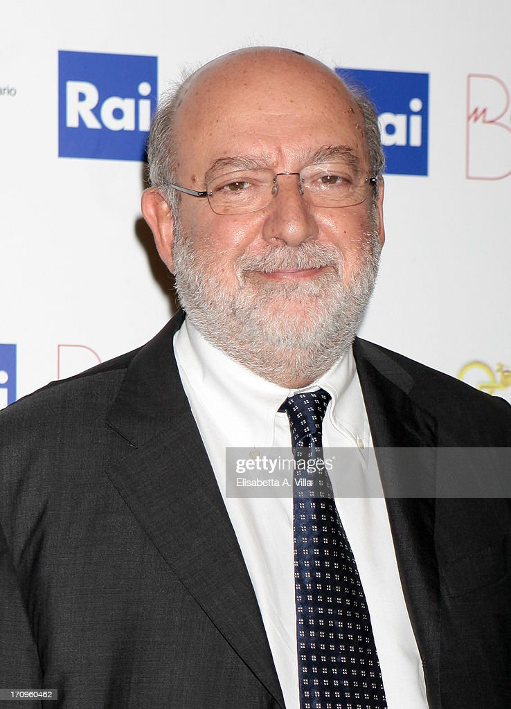 Elisio Giacomo Prette attends Premio Belisario 2013 at Dear RAI studios on June 20, 2013 in Rome, Italy.