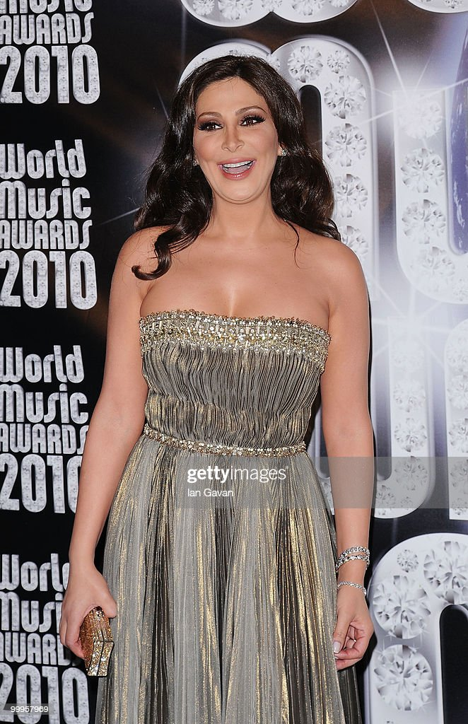 <a gi-track='captionPersonalityLinkClicked' href=/galleries/search?phrase=Elissa&family=editorial&specificpeople=641088 ng-click='$event.stopPropagation()'>Elissa</a> attends the World Music Awards 2010 at the Sporting Club on May 18, 2010 in Monte Carlo, Monaco.