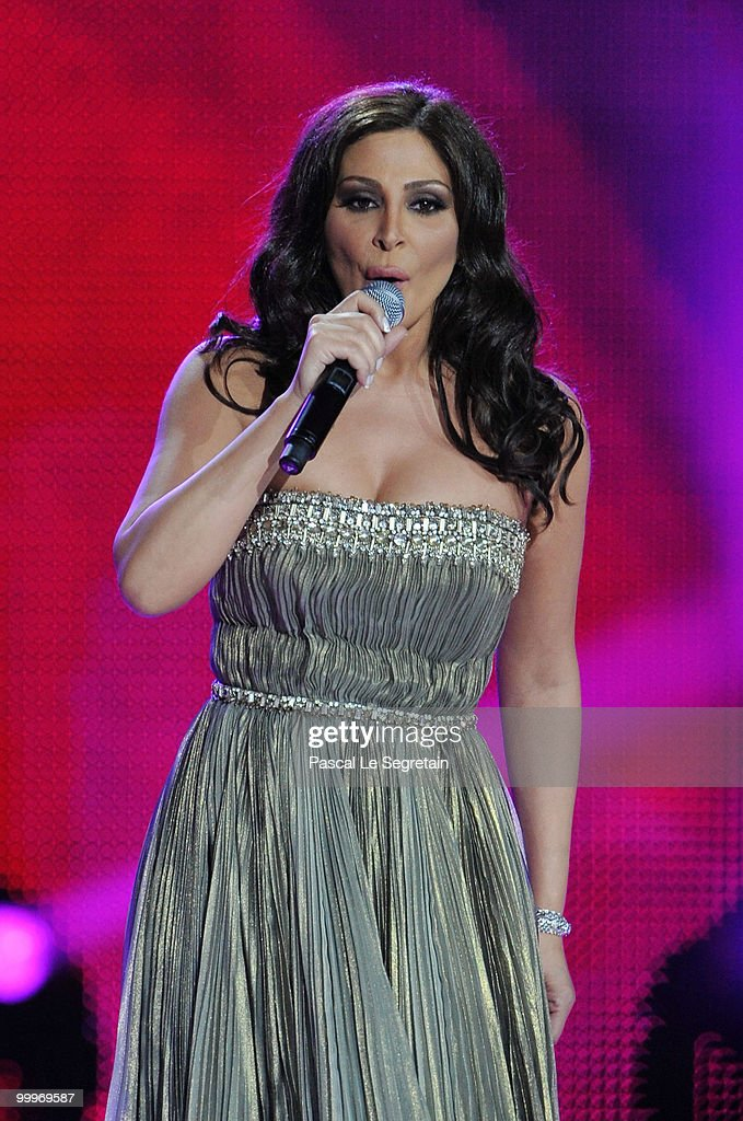 <a gi-track='captionPersonalityLinkClicked' href=/galleries/search?phrase=Elissa&family=editorial&specificpeople=641088 ng-click='$event.stopPropagation()'>Elissa</a> performs onstage during the World Music Awards 2010 at the Sporting Club on May 18, 2010 in Monte Carlo, Monaco.