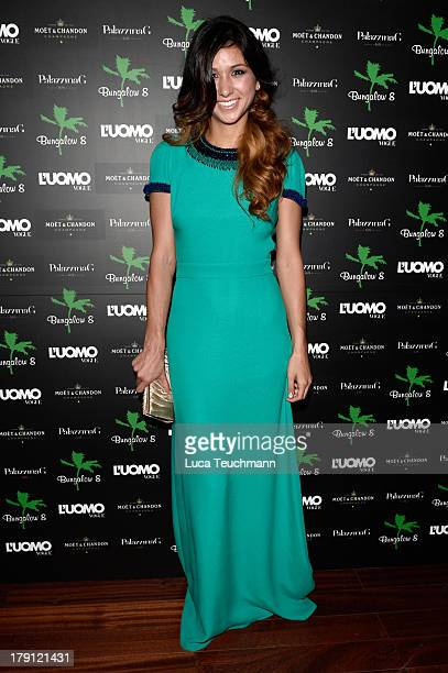 Elissa Shay attends Bungalow 8 James Franco Venice Film Festival Premiere Party during the 70th Venice International Film Festival on August 31 2013...