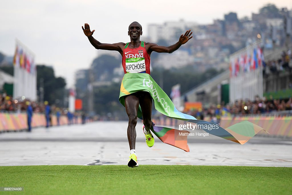 Athletics Marathon - Olympics: Day 16