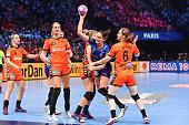 FRA: Netherlands v Romania - EHF Women's Euro 2018