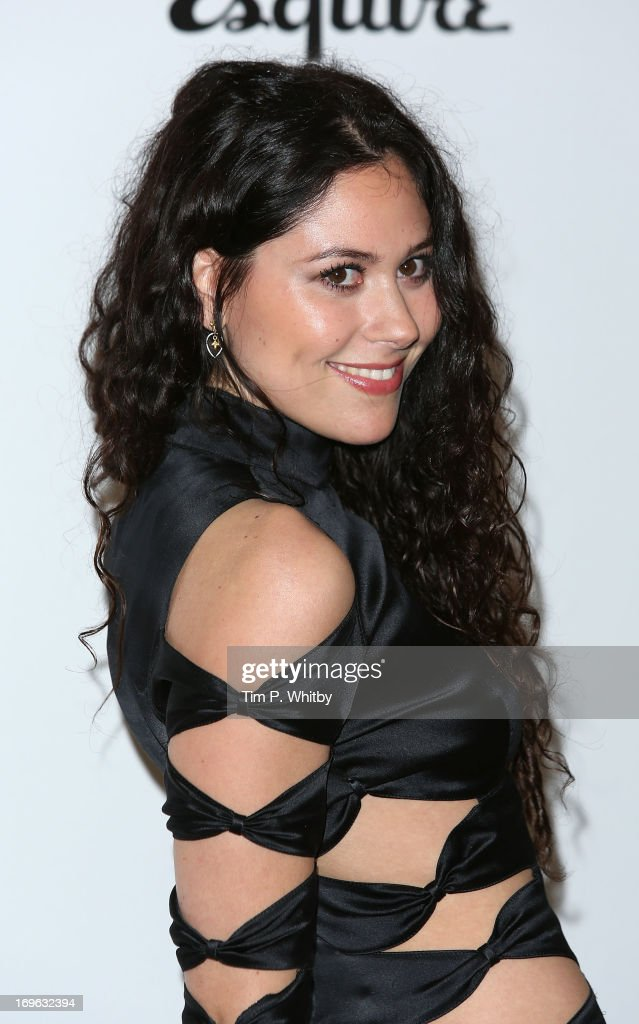 Eliza Doolittle attends Esquire's first summer party at Somerset House on May 29, 2013 in London, England.