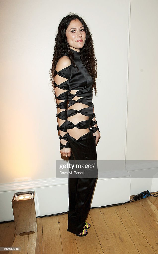 Eliza Doolittle attends the Esquire Summer Party in association with Stella Artois at Somerset House on May 29, 2013 in London, England.