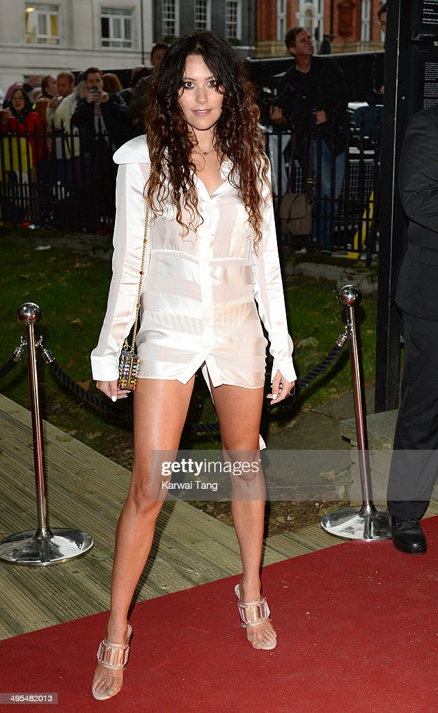 Eliza Doolittle attends the Glamour Women of the Year Awards at Berkeley Square Gardens on June 3, 2014 in London, England.