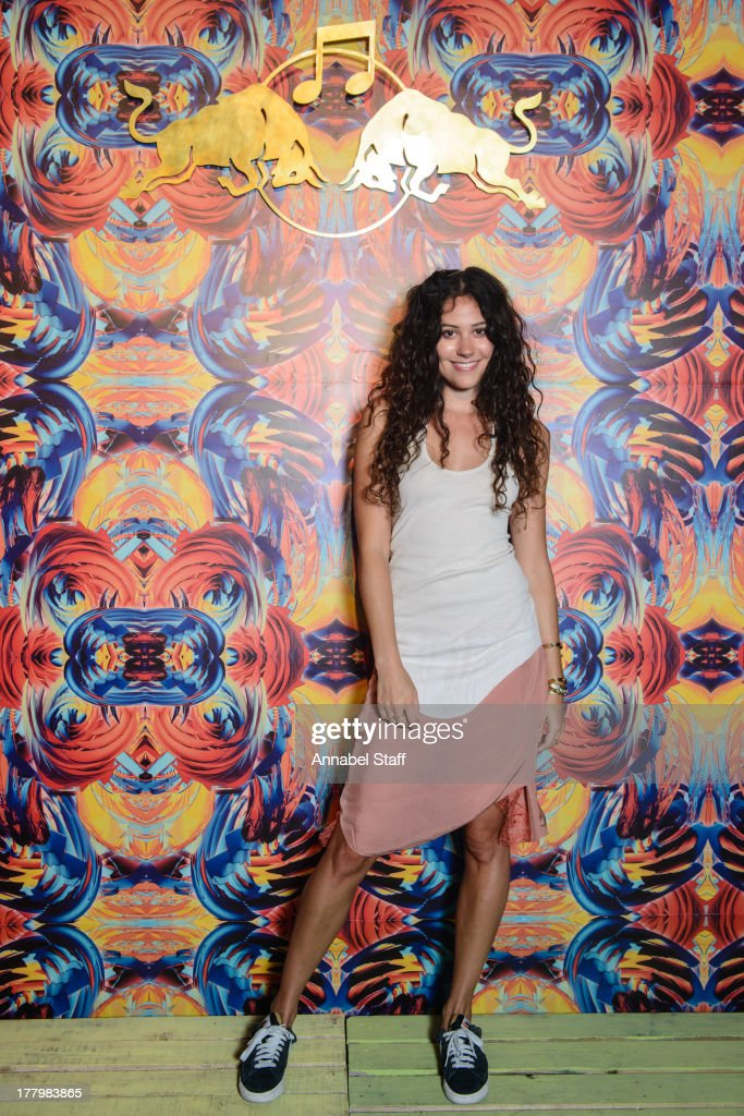 Eliza Doolittle poses for a portrait at the Red Bull Music Academy Sound System at Notting Hill Carnival at Notting Hill on August 26, 2013 in London, England.