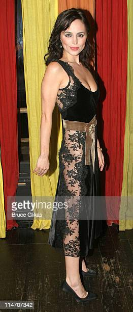 Eliza Dushku during 'Dog Sees God Confessions of a Teenage Blockhead' OffBroadway Opening Night Party at Lucy's Latin Kitchen in New York City New...