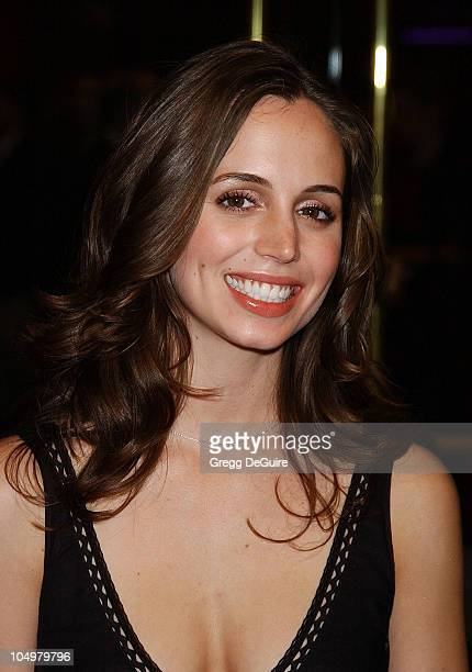 Eliza Dushku during 'The New Guy' Premiere at Mann Chinese 6 Theatre in Hollywood California United States