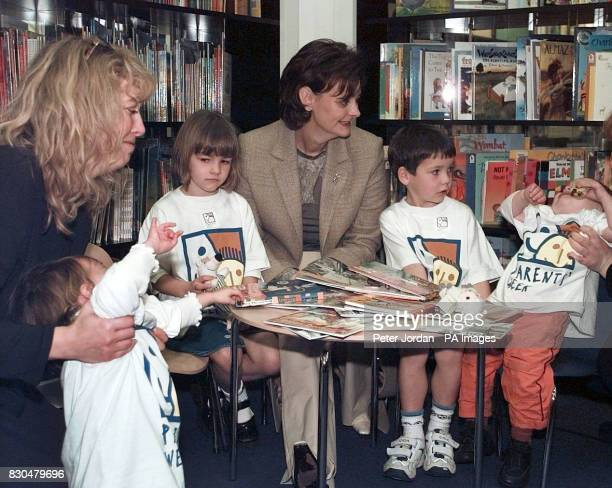 Eliza Mahoney from Walthamstow Cordelia Murphy from Harrow Prime Minister Tony Blair's wife Cherie Booth Connor Murphy the twin brother of Cordelia...