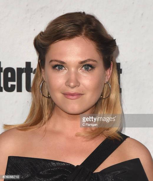 Eliza Taylor attends Entertainment Weekly's annual ComicCon party in celebration of ComicCon 2017 at Float at Hard Rock Hotel San Diego on July 22...