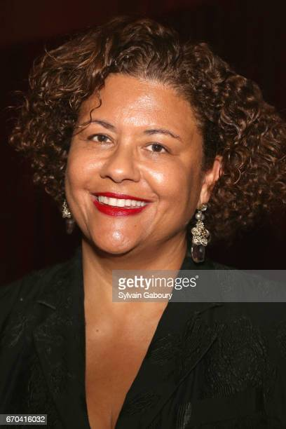 Elizabeth Alexander attends 15th Annual Benefit For The Academy of American Poets at Alice Tully Hall on April 19 2017 in New York City