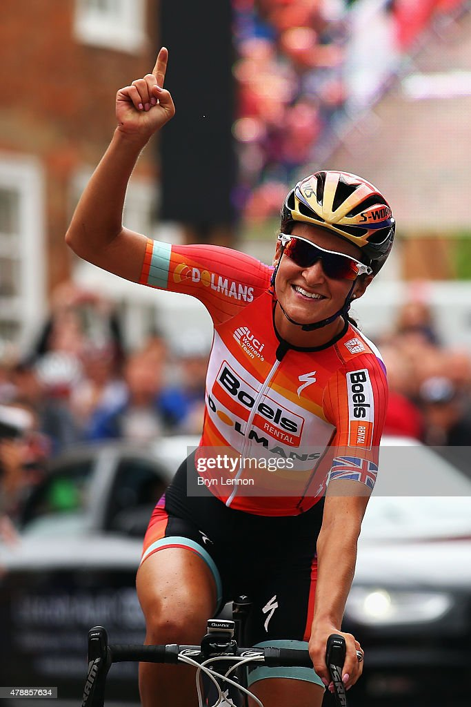 British Cycling National Road Championships 2015 - Road Race