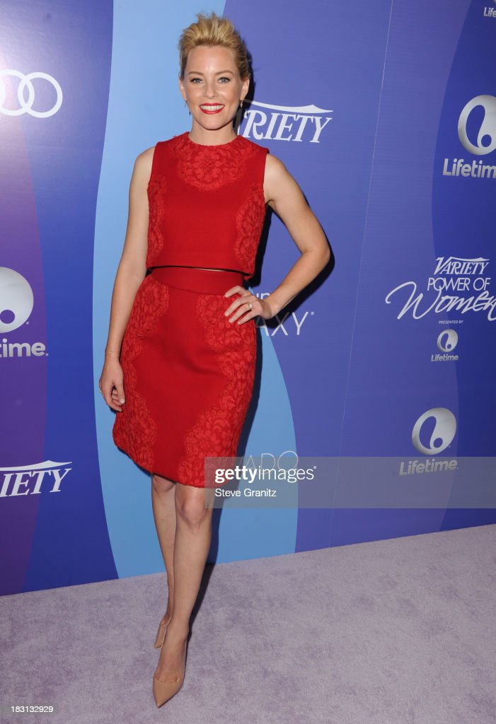 <a gi-track='captionPersonalityLinkClicked' href=/galleries/search?phrase=Elizabeth+Banks&family=editorial&specificpeople=202475 ng-click='$event.stopPropagation()'>Elizabeth Banks</a> arrives at the Variety's 5th Annual Power Of Women Event at the Beverly Wilshire Four Seasons Hotel on October 4, 2013 in Beverly Hills, California.