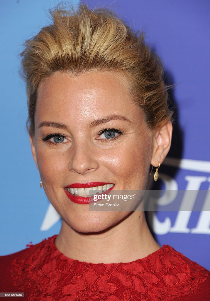 Elizabeth Banks arrives at the Variety's 5th Annual Power Of Women Event at the Beverly Wilshire Four Seasons Hotel on October 4, 2013 in Beverly Hills, California.