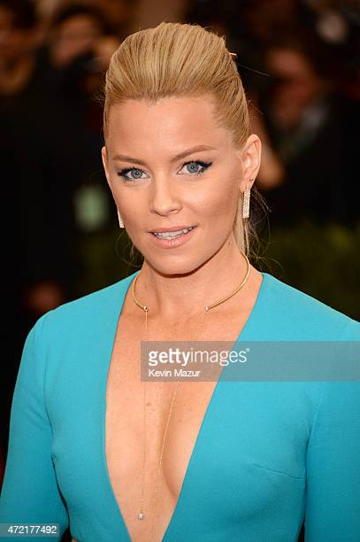 Elizabeth Banks attends the 'China Through The Looking Glass' Costume Institute Benefit Gala at Metropolitan Museum of Art on May 4 2015 in New York...