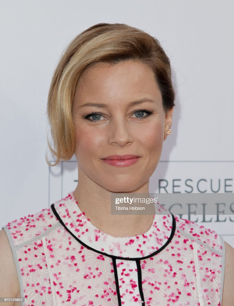 Elizabeth Banks attends the Humane Society's annual 'To The Rescue' Gala on April 22, 2017 in Los Angeles, California.