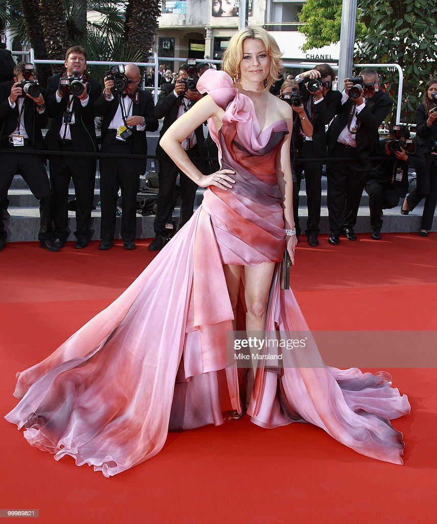 Elizabeth Banks attends the premiere of 'Poetry' held at the Palais des Festivals during the 63rd Annual International Cannes Film Festival on May 19, 2010 in Cannes, France.