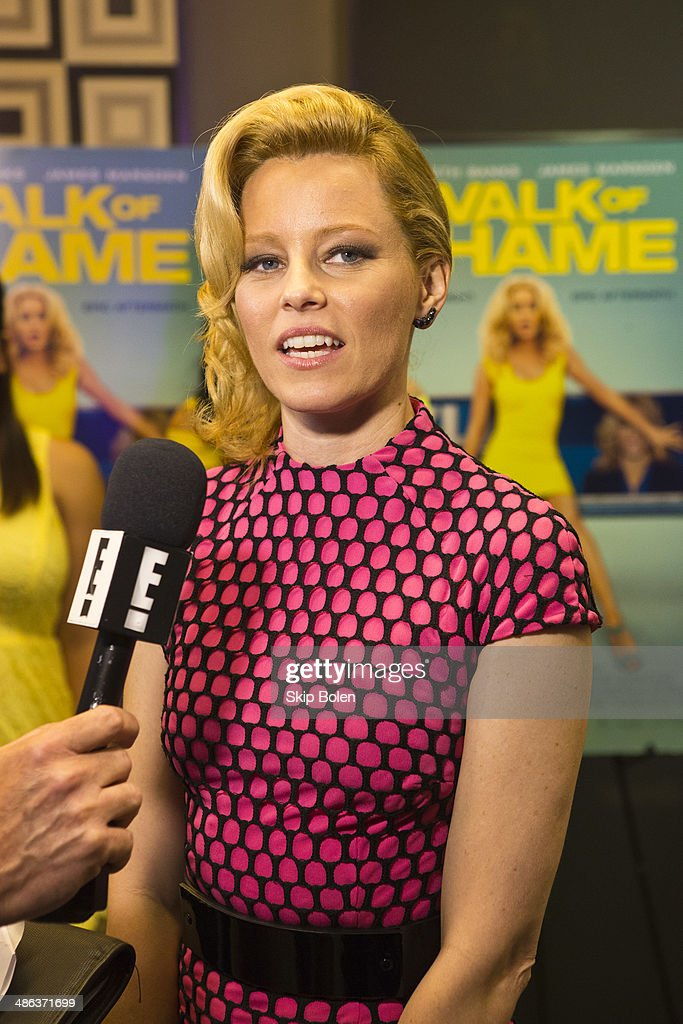 Elizabeth Banks attends the 'Walk of Shame' New Orleans special screening at The Theatres at Canal Place on April 23, 2014 in New Orleans, Louisiana.