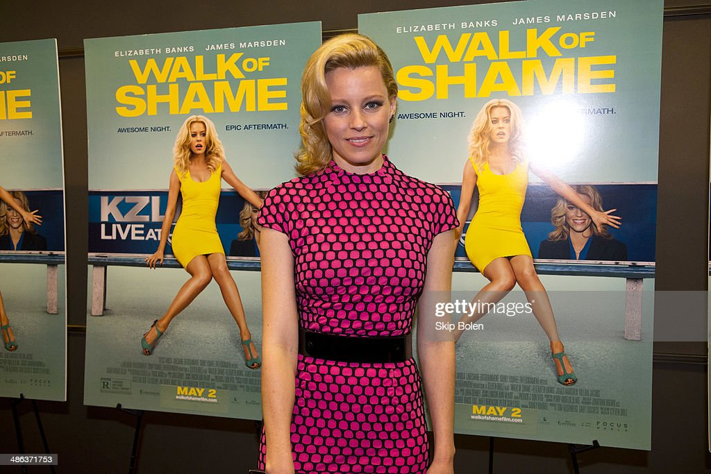 <a gi-track='captionPersonalityLinkClicked' href=/galleries/search?phrase=Elizabeth+Banks&family=editorial&specificpeople=202475 ng-click='$event.stopPropagation()'>Elizabeth Banks</a> attends the 'Walk of Shame' New Orleans special screening at The Theatres at Canal Place on April 23, 2014 in New Orleans, Louisiana.