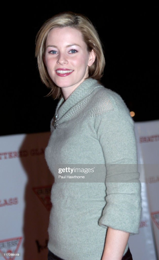 Elizabeth Banks during Shattered Glass - New York Screening at Clearview Chelsea Theatre in New York City, New York, United States.