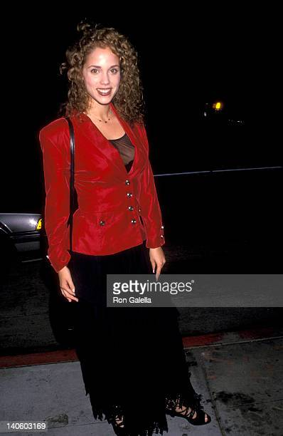 Elizabeth Berkley at the Benefit for the Best Friends Animal Sanctuary Chateau Marmont Hotel West Hollywood