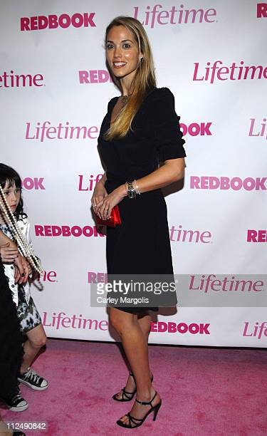 Elizabeth Berkley during 'Why I Wore Lipstick to my Mastectomy' Lifetime Original Movie Premiere Hosted by Lifetime Television and Redbook Magazine...