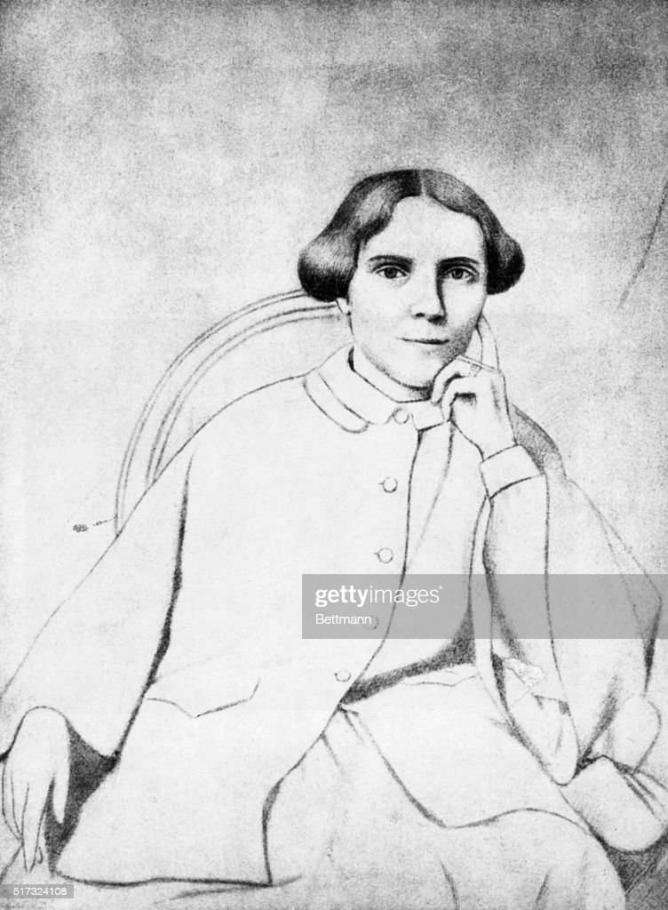 Elizabeth Blackwell, M.D. The first woman doctor in America. Died 1910.