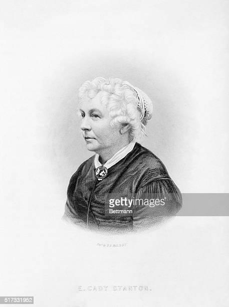 Elizabeth Cady Stanton New York City